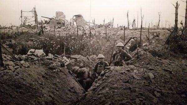 Første Verdenskrig – 100 år efter