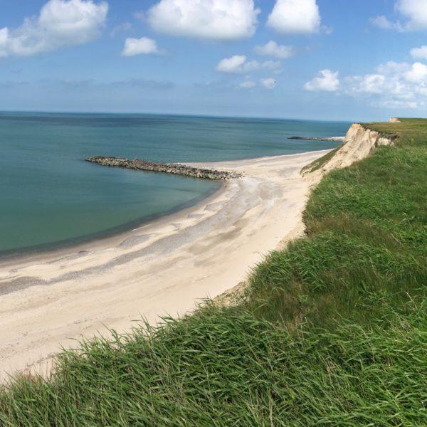 Geologi og landskaber i Geopark Vestjylland