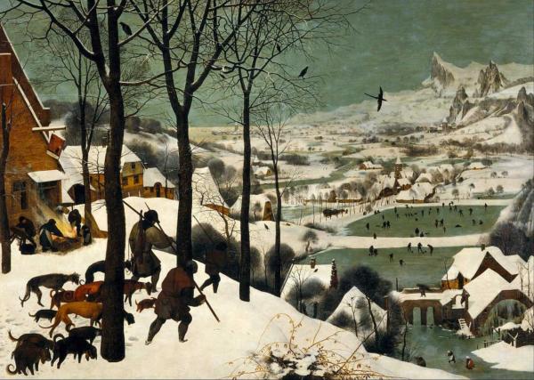 Kunsthistoriens mestre - Hieronimus Bosch og Pieter Bruegel den ældre