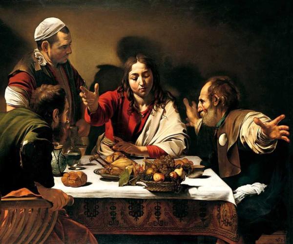 Kunsthistoriens mestre - Caravaggio