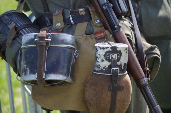 Landeværnet: Soldaterliv i 1800-tallet