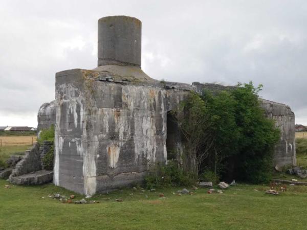 Tyske bunkere I Nordvestjylland